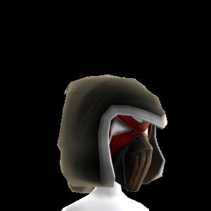 Red Cyborg Hood