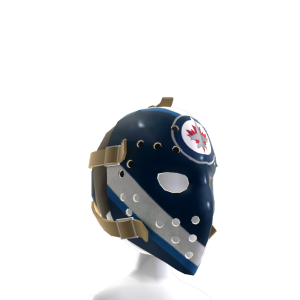 Winnepeg Jets Vintage Mask