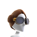 Snoopy's Goggles and Flight Cap