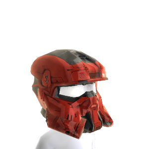 EOD Helmet- Red