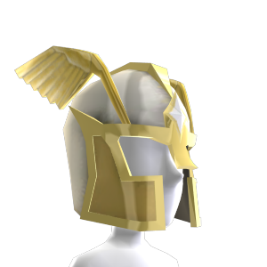 Casco angelical