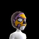 Máscara de luchador de Angel