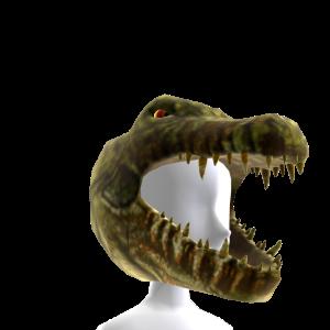 Croc Head Helmet