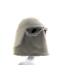 Casco de Snowtrooper imperial