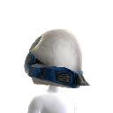 EVA Helmet - Blue