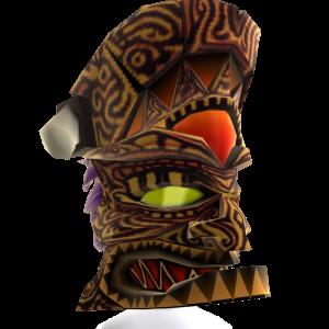 Máscara Havaiana