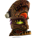 Tiki Mask 
