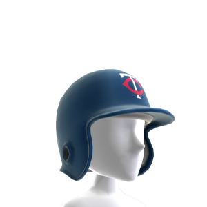 Minnesota Twins Batter's Helmet