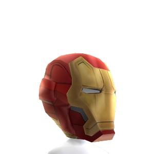 Casco de Iron Man Mark XLII