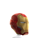 Iron Man Mark XLII-Helm