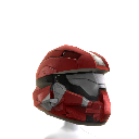 Recruit Helmet - Red