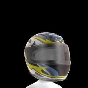 Super Biker Helmet