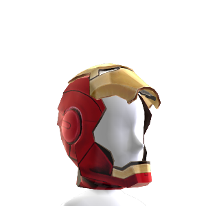 Casque ouvert Iron Man Mark VII