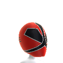 Red Ranger Helmet 