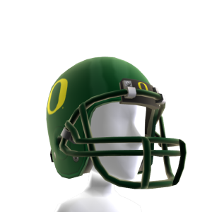 Oregon Football Helmet