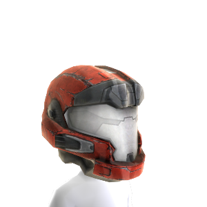 JFO Helmet- Red 