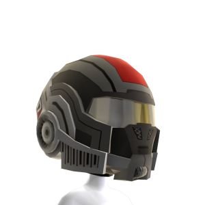 Casco Mass Effect 2