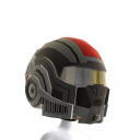 Casco de Mass Effect 2