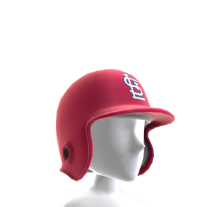 St. Louis Cardinals Batter's Helmet