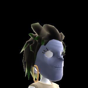 デビー ゾンビのマスク