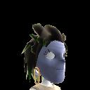 Debbie-Zombiemaske