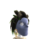 The Debbie Zombie Mask