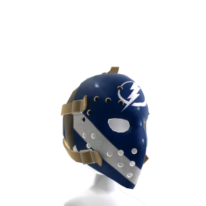 Tampa Bay Lightning Vintage Mask