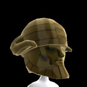 Bull of Heaven Helmet