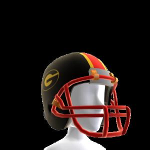 Grambling Football Helmet