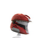 Scout Helmet - Red