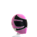 Pink Ranger Helmet 