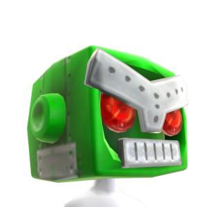 Destructoid Helmet