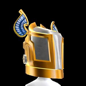 Knight of Gold Helmet