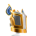 Knight of Gold Helmet