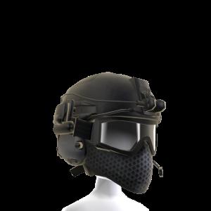Elite Ops Helmet - Black
