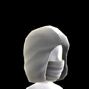 White Archer Hood