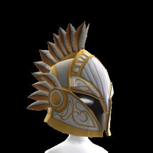 Avenger of Light Helmet