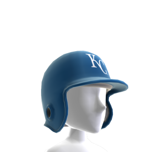 Kansas City Royals Batter's Helmet
