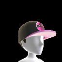 Bling Ninja Snapback - Pink
