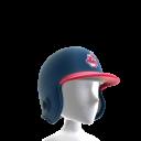Cleveland Indians Batter's Helmet