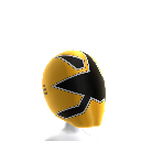 Gold Ranger Helmet 