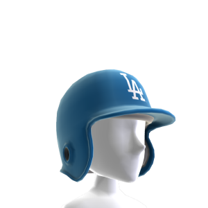 Los Angeles Dodgers Batter's Helmet