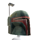 Boba Fett Mandalorian Helmet