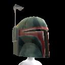 Boba Fetts mandalorianischer Helm