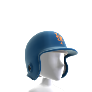 New York Mets Batter's Helmet
