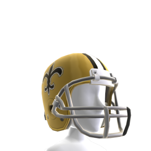 New Orleans Retro Helmet
