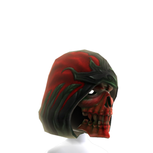 Blood Knight Mask