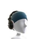 SK Pro Black Headphones
