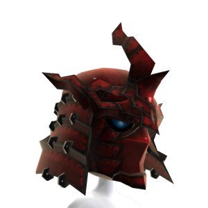 Blood Shogun Helmet