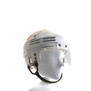 Montreal Canadiens Away Helmet